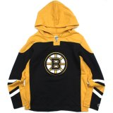 【OLD TIME HOCKEY】BOSTON BRUINS パーカー (140-150cm) YL