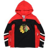 【OLD TIME HOCKEY】Chicago Blackhawks パーカー (130-150cm) RD