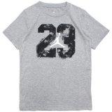 【JORDAN】#23 ブリーディング グラフィック Tシャツ (158-170cm) GY