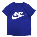 <img class='new_mark_img1' src='//img.shop-pro.jp/img/new/icons20.gif' style='border:none;display:inline;margin:0px;padding:0px;width:auto;' />30%OFF【NIKE】 フューチュラ 半袖Tシャツ (96-122cm) BL