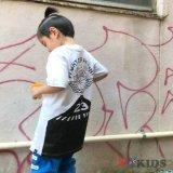 【JORDAN】WINGSロゴ バックプリント Tシャツ (152-158cm) WH