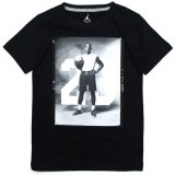 【JORDAN】JORDAN3 フォトTシャツ (128-152cm) BK