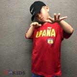 【ICON SPORTS】 ESPANA サッカーシャツ (130-160cm) RD