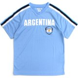<img class='new_mark_img1' src='//img.shop-pro.jp/img/new/icons20.gif' style='border:none;display:inline;margin:0px;padding:0px;width:auto;' />30%OFF【ICON SPORTS】 ARGENTINA サッカーシャツ (130-160cm) BL