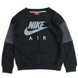 <img class='new_mark_img1' src='//img.shop-pro.jp/img/new/icons20.gif' style='border:none;display:inline;margin:0px;padding:0px;width:auto;' />20%OFF【NIKE】フューチュラ 袖切返し スウェット (85-122cm) BK