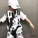 【JORDAN】フロント フォトプリントTシャツ (128-170cm) WH