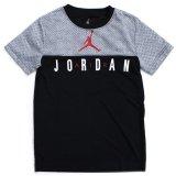 【JORDAN】AJ3 DRI-FIT 切返しTシャツ (128-170cm) BK