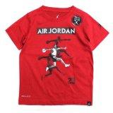 【JORDAN】DRI-FIT AJ5フォトTシャツ (96-122cm) RD