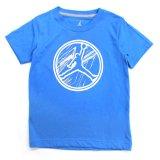 【JORDAN】サークルジャンプマンロゴ Tシャツ (96-122cm) BL