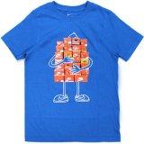 【NIKE】スニーカーBOXマン Tシャツ (152-158cm) BL