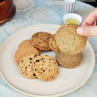 数量限定『バターを使った薬膳クッキー』(4枚入り)