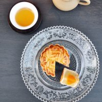 《9月28日(月)発送》中秋節『甜蜜蜜オリジナル月餅と中国茶のセット』