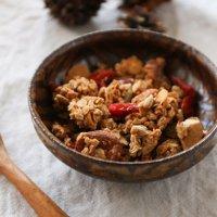 【秋季限定】杏仁と木の実の薬膳グラノーラ