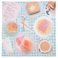 ハンカチ『MY HONG KONG(早餐 breakfast)』