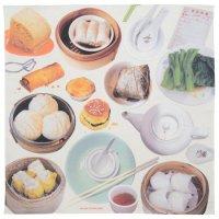 ハンカチ『DIM SUM OF HONG KONG』