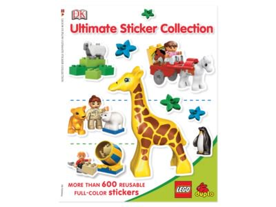 LEGO® DUPLO® Ultimate Sticker Collection