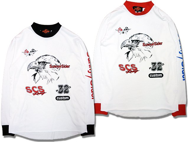 16SCS-SS-RACING LONG TEE (AAA)