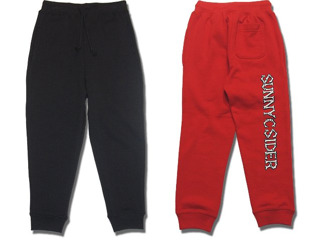 17SCS-SS-BONE SWEAT PANTS (KIDS)