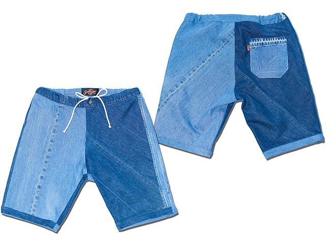 17SCS-SS-DENIM SHORTS (REMAKE)
