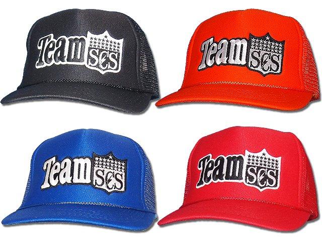 17SCS-SS-TEAM MESH CAP