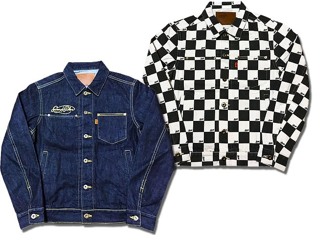 17SCS-AW-32DENIM JKT