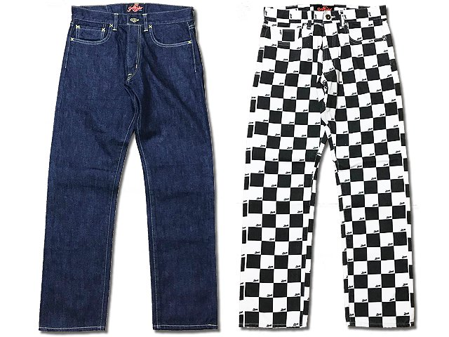 17SCS-AW-32 DENIM PANTS