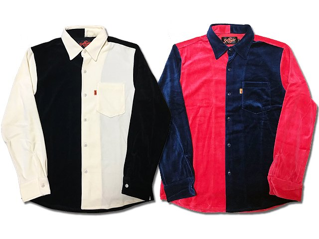 17SCS-AW-VELOR SHIRTS
