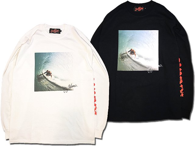 17SCS-AW-JAY PHOTO SURF L/S TEE