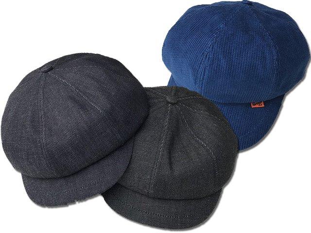 17SCS-AW-NEWSBOY CAP