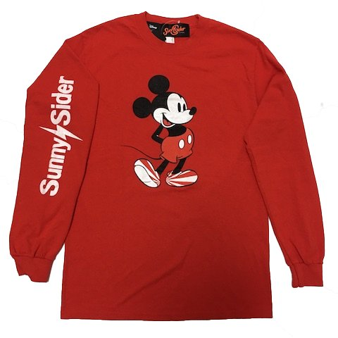 17SCS-AW-MICKEY L/S TEE