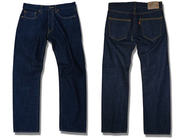 15SCS-AW-5P PANTS (DENIM)