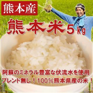 熊本米5キロ