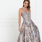 店内在庫 SizeM相当 2色展開 インポートドレス LAより入荷 ロングドレス ステージ リサイタル ドレス GL1511