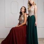 SizeM〜3L 3色展開 サイズ多様 演奏会ロングドレス ステージドレス 大きいサイズドレス ac784