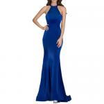 お取り寄せドレス 3色展開 SizeS〜L相当 演奏会ロングドレス ステージドレス 大きいサイズドレス 演奏会ドレス LAPS0287