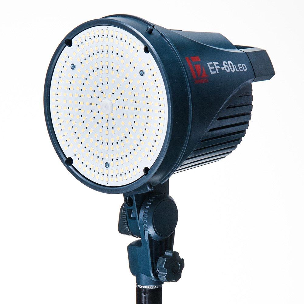 JINBEI 60W LEDライト本体(デイライト)EF-60