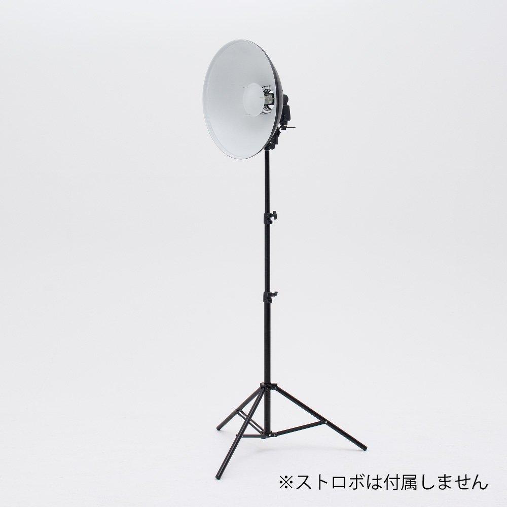 スピードライト用オパライト スタンドセット(別売グリッド有り)