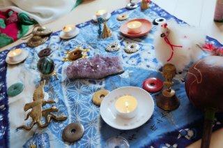 古代インカシャーマンの儀式ムナイ・キ伝授&瞑想会