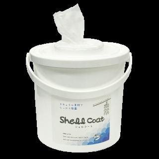 KWシェルコート/ShellCoat(ミニバケツ型 大判250枚シートタイプ:本体)