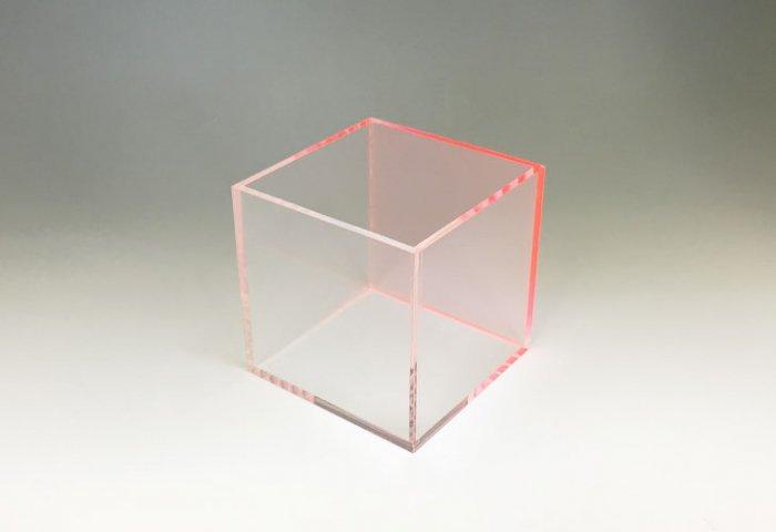 アクリル収納ボックス 正方形タイプ