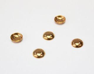 銅板 8mm 丸 (5ヶ入)【ネコポス可】