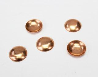 銅板 20mm 丸 (5ヶ入)【ネコポス可】
