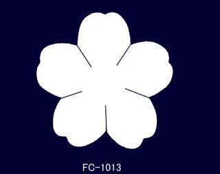 SA−1013<br />野バラ オーガンジー【ネコポス可】