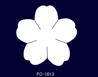 SA−1013<br />野バラ うす絹 固糊【ネコポス可】