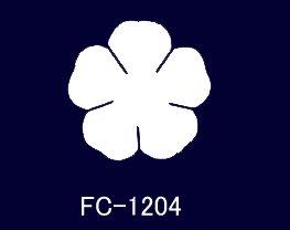 FC−1204<br />カスミ草 特上ポプリン 固糊【ネコポス可】