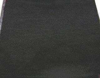 ソフトチュール  ブラック