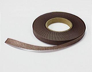 紙テープ9mm幅 ブラウン【ネコポス可】