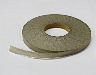 紙テープ9mm幅 グレー【ネコポス可】