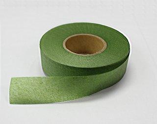 紙テープ24mm幅 グリーン