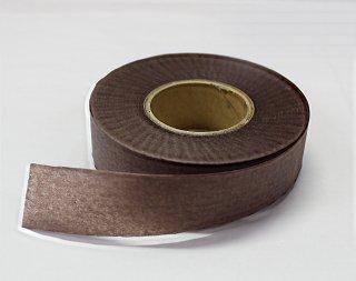 紙テープ24mm幅 ブラウン